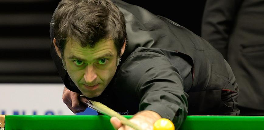 Snooker - Welsh Open: czterech mistrzów świata w ćwierćfinałach