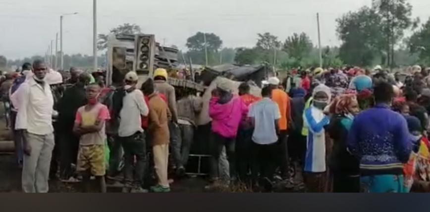 Kenia: wybuch cysterny. Zginęło co najmniej 13 osób