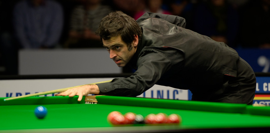 Snooker - Players Championship: dwa decidery, setki Robertsona