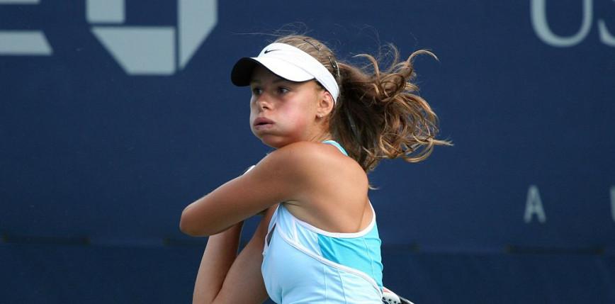 Tenis - WTA Ostrawa: awans Linette do półfinału debla