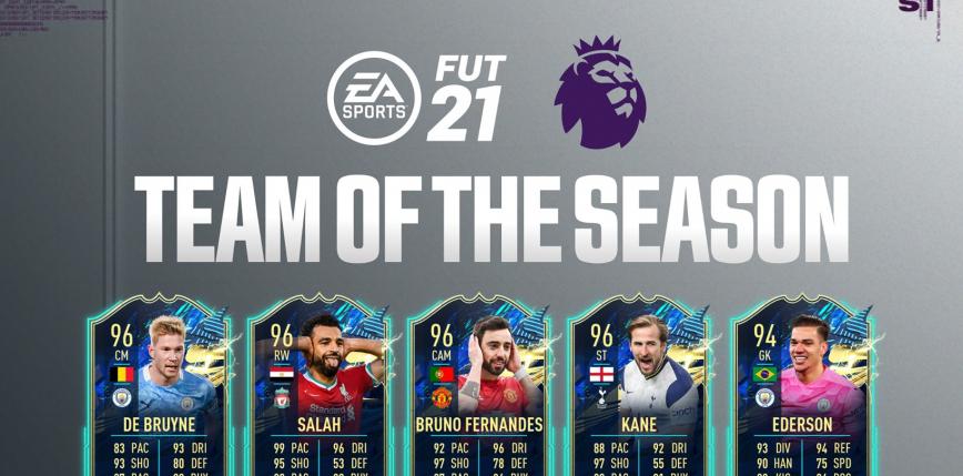 FIFA 21 TOTS: drużyna z Premier League już w paczkach!
