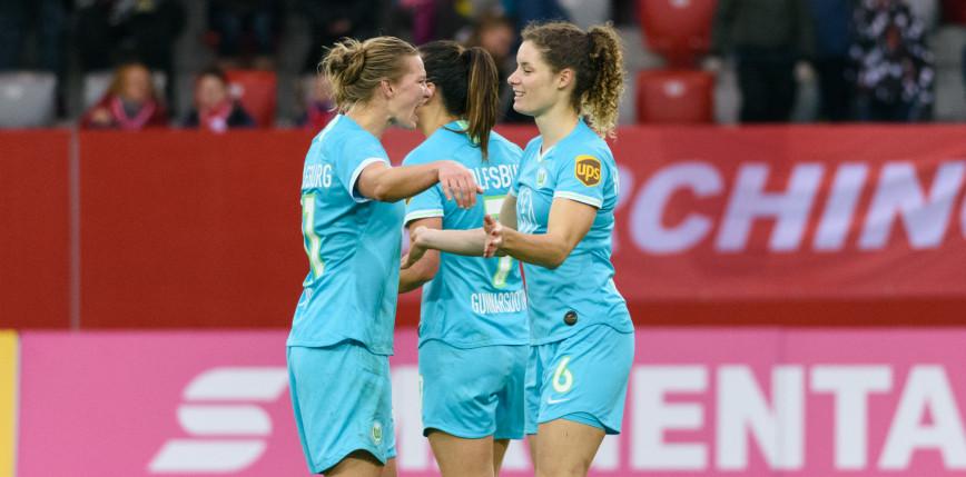 Piłka nożna kobiet: VfL Wolfsburg w finale Pucharu Niemiec, Pajor z golem!