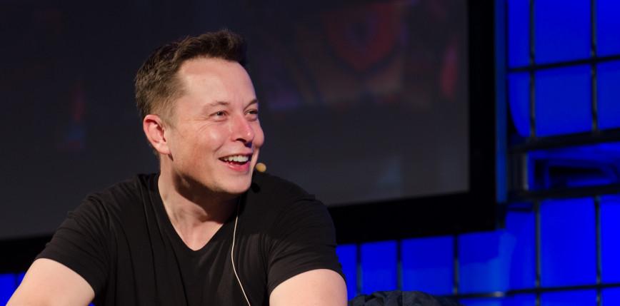 Elon Musk ujawnił, że ma zespół Aspergera