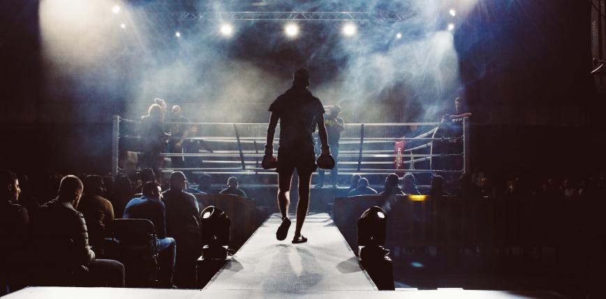 Babilon Boxing Show: Łukasz Stanioch wygrywa kolejną walkę!