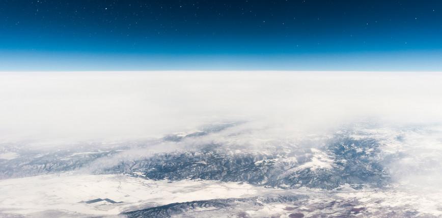 Odnotowano rekordowo niską temperaturę na Ziemi