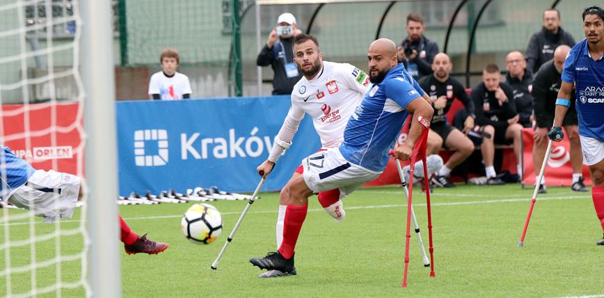 Amp Futbol - ME: Polska - Francja 2:0 [FOTORELACJA]