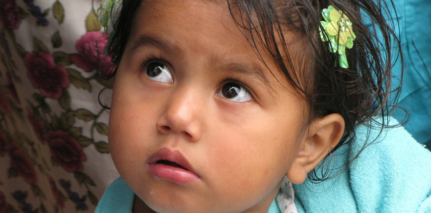 Pięcioro porzuconych dzieci odnalezionych przez rolnika blisko granicy Teksasu z Meksykiem