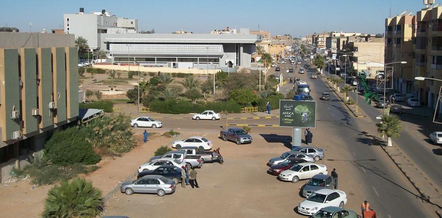 Libia: atak na siły bezpieczeństwa. Dwóch funkcjonariuszy nie żyje