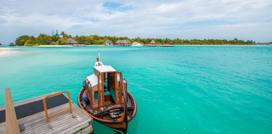 Na Malediwach można wypocząć na prywatnej wyspie - koszt to 80 000 dolarów za noc