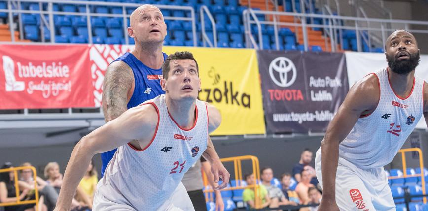 EBL: GTK Gliwice deklasuje PGE Spójnie Stargard w meczu 6. kolejki