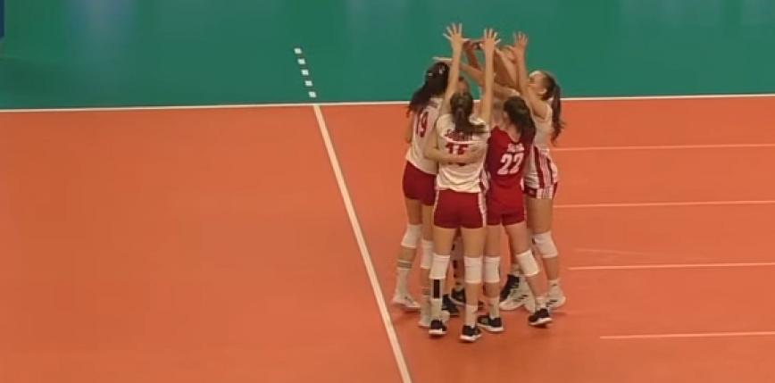 Siatkówka - ME U16: Polki gromią reprezentację Słowacji  i są bliżej  5. miejsca!