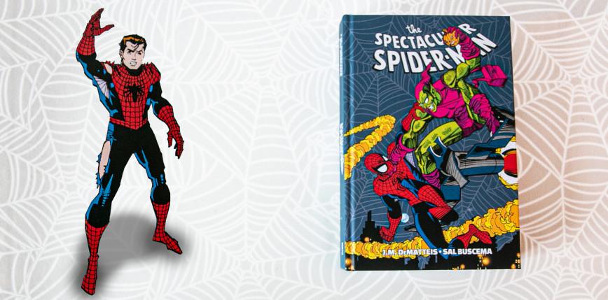 """Nostalgiczny powrót do TM-Semic - """"The Spectacular Spider-Man"""" [RECENZJA]"""
