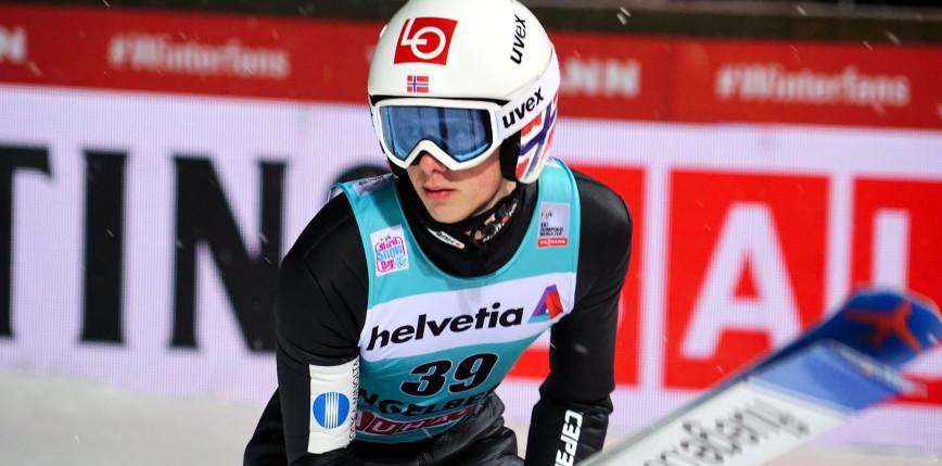 Skoki narciarskie - LGP: dominacja Graneruda w Szczuczyńsku