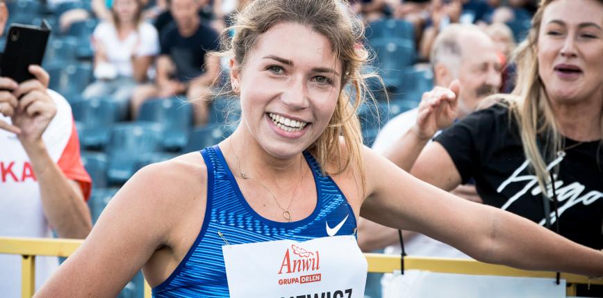 Lekkoatletyka - MŚ U20: srebrny medal Kornelii Lesiewicz!