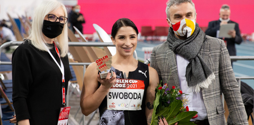 Halowe Mistrzostwa Polski: rekordowy bieg Swobody, minima dla Duszyńskiego, Kaczmarek i Kardasz