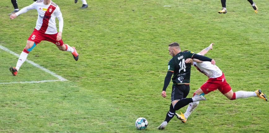 Fortuna 1 Liga: GKS Tychy odnosi kolejne zwycięstwo