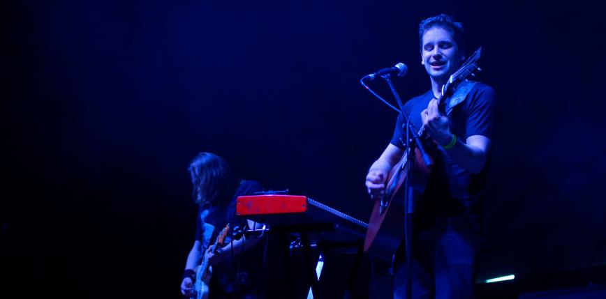 Krzysztof Zalewski zagra koncert w ramach cyklu MTV Unplugged