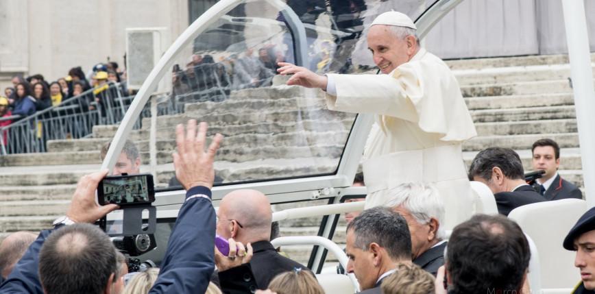 Watykan: papież mianował nowego biskupa Hongkongu