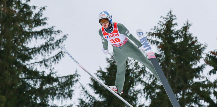 Skoki narciarskie - COC: Nousiainen najlepszy w Kuopio