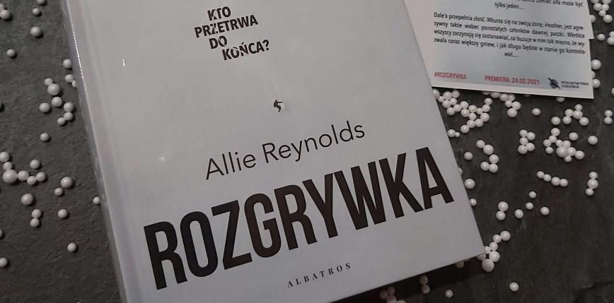 """""""Rozgrywka"""" Allie Reynolds [RECENZJA]"""