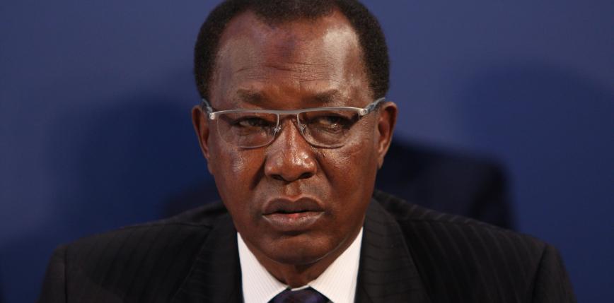Czad: zginął prezydent Idriss Déby