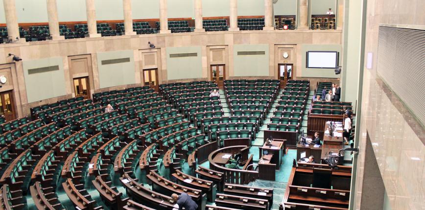 Sejm przyjął ustawę o unijnych środkach dotyczących Funduszu Odbudowy