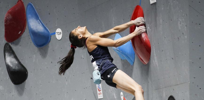 Wspinaczka sportowa – MŚ: Grossman mistrzynią w boulderingu