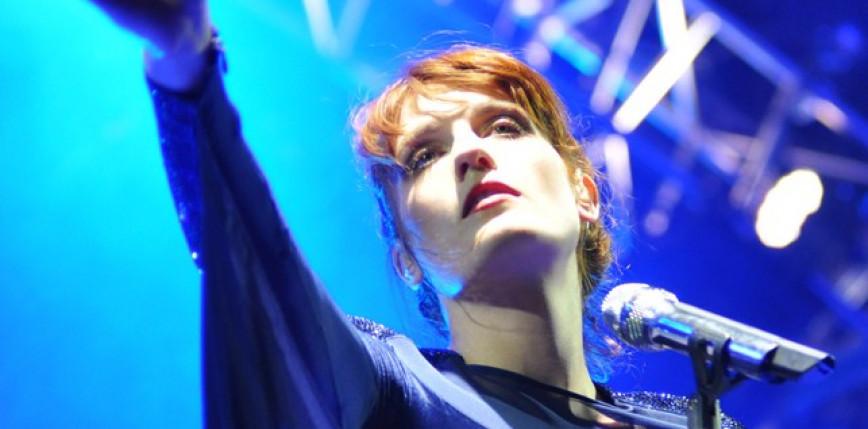 """Florence Welch stworzy muzykę do """"Wielkiego Gatsby'ego"""""""