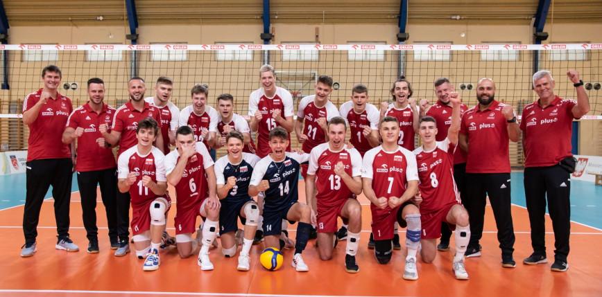Siatkówka - MŚ U19: zrobili to! Polacy mistrzami świata!
