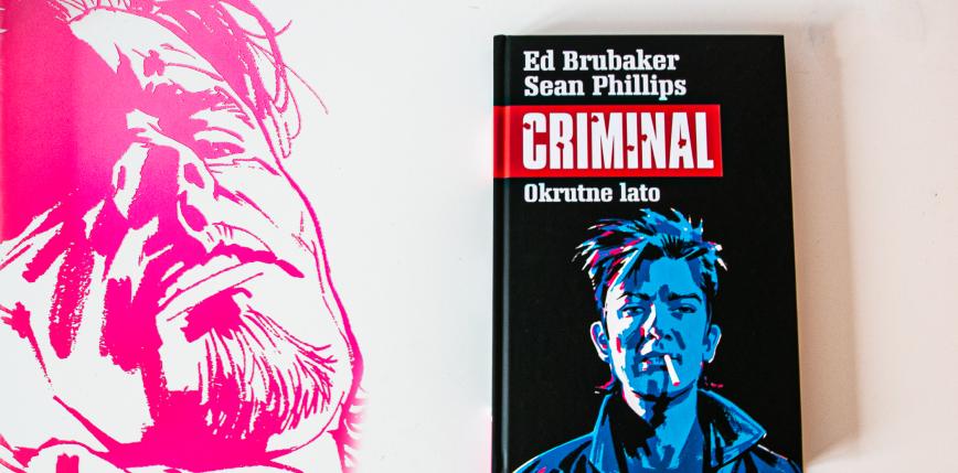 """Criminal"", tom 5 [RECENZJA]"