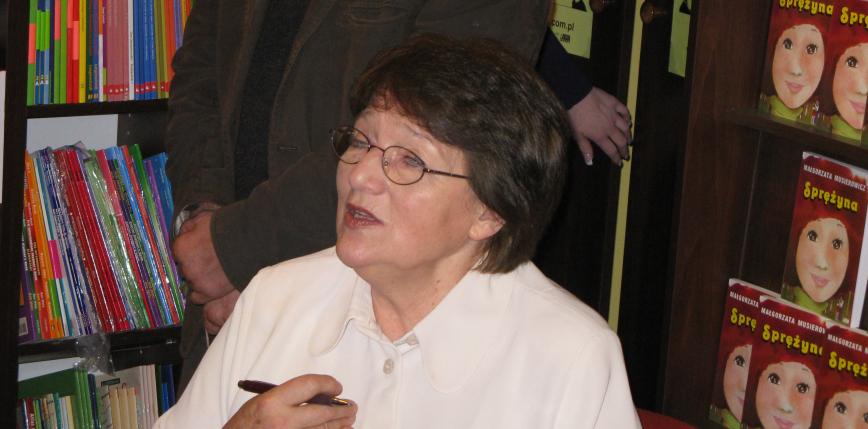 76. urodziny Małgorzaty Musierowicz