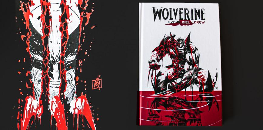 """""""Wolverine: Czerń, biel i krew"""" [RECENZJA]"""
