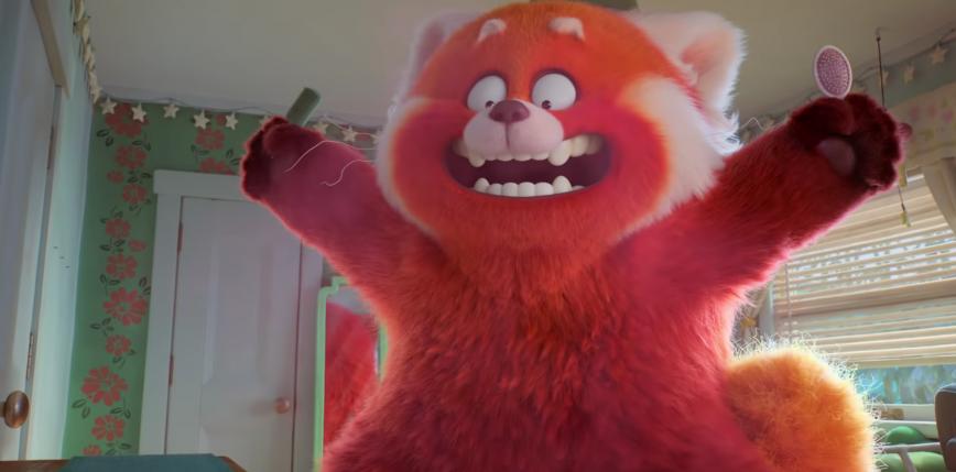 """""""To nie wypanda"""": zwiastun nowej animacji Pixara"""