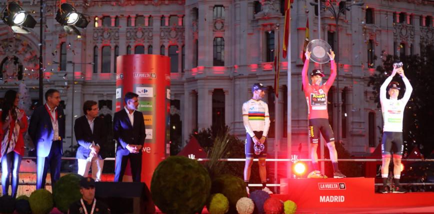 Vuelta a Espana: Primoż Roglić zwycięzcą wyścigu!
