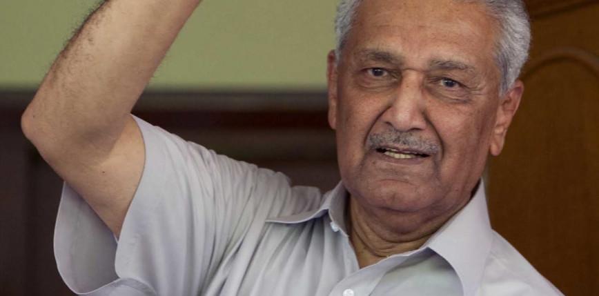 Pakistan: w wieku 85 lat zmarł na COVID-19 ojciec tamtejszej bomby atomowej