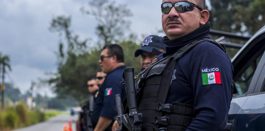 Meksyk: znaleziono ciała 6 członków kartelu narkotykowego