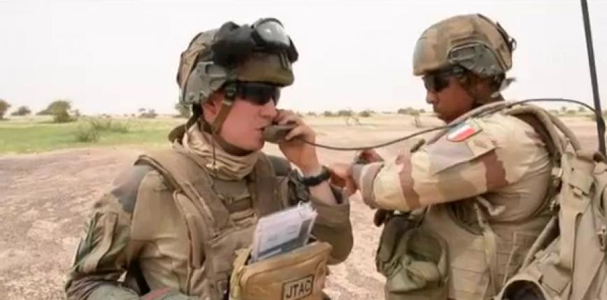 Macron zapowiedział możliwość zmniejszenia liczby francuskich żołnierzy w Sahelu