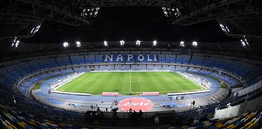 Boss mafii Camorra chciał kupić klub SSC Napoli