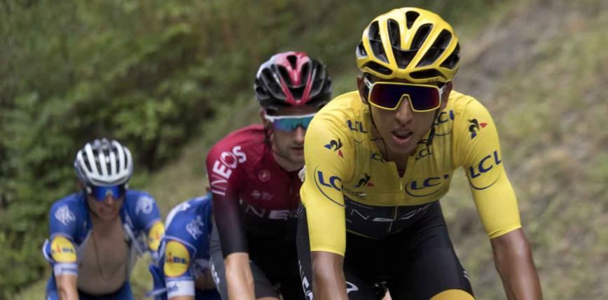 Giro d'Italia: niesamowity Bernal odjeżdża rywalom