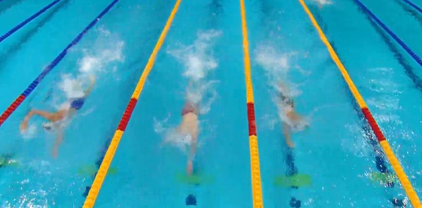 Pływanie - MEJ: piątek z dwoma polskimi medalami