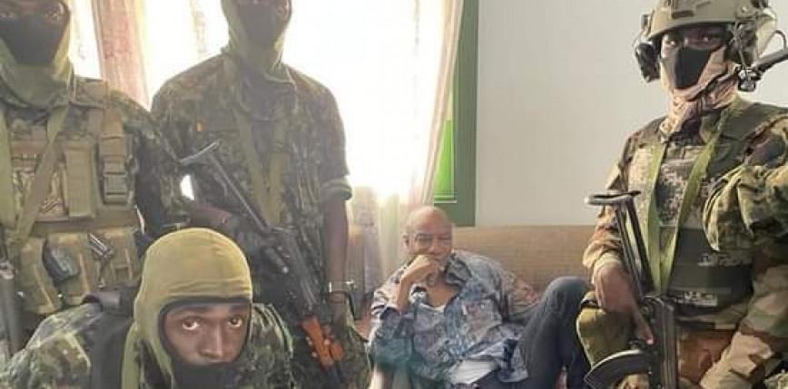 Zamach stanu w Gwinei