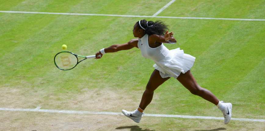Wimbledon: Serena Williams w ćwierćfinale