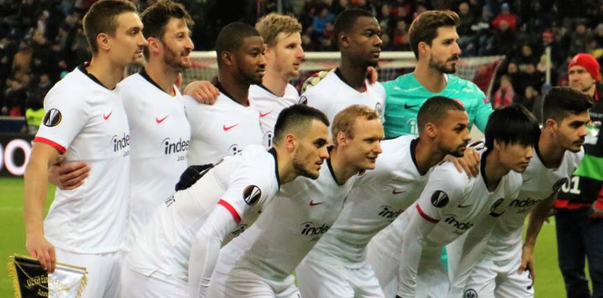 Bundesliga: cenne zwycięstwo Eintrachtu po szalonym meczu we Frankfurcie