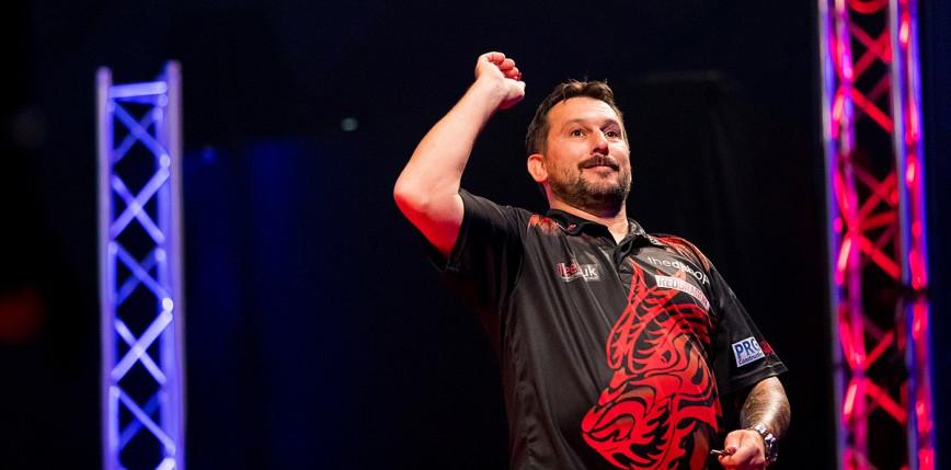 Nordic Darts Masters: pierwsza runda dla faworytów