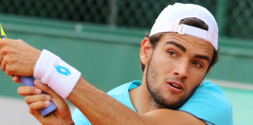 ATP: zwycięstwa Berrettiniego i Humberta w niedzielnych finałach