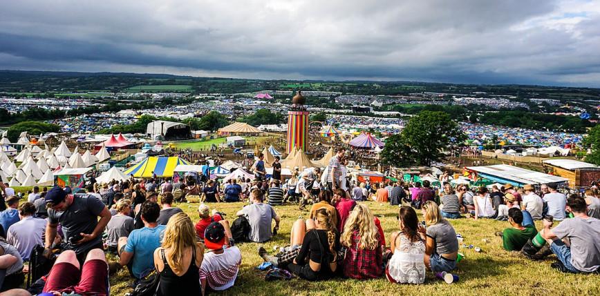 Festiwal Glastonbury odwołany!