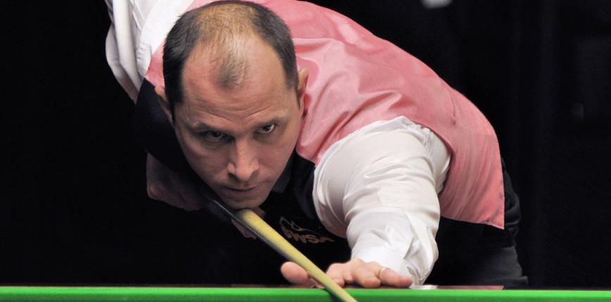Snooker - WST Pro Series: Perry i Guodong z awansem do kolejnej części turnieju