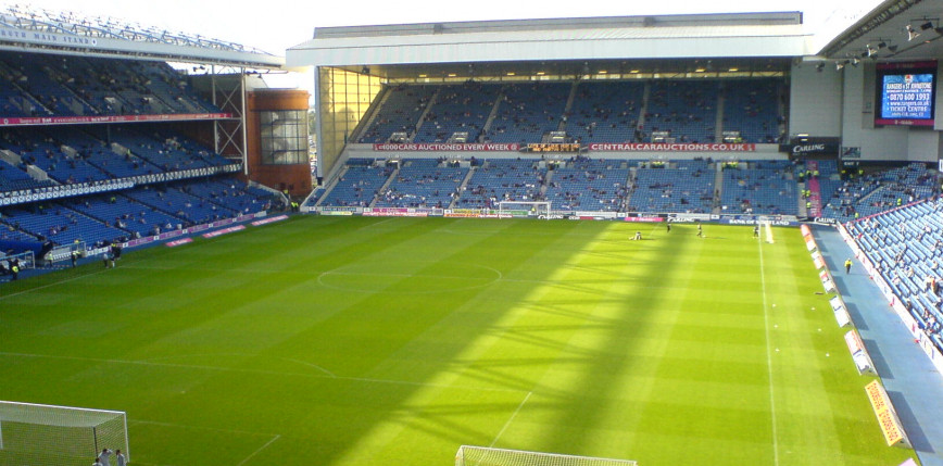 Old Firm Derby: Rangersi górą