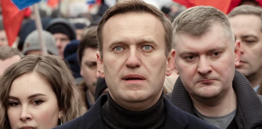Aleksiej Nawalny wraca do Rosji