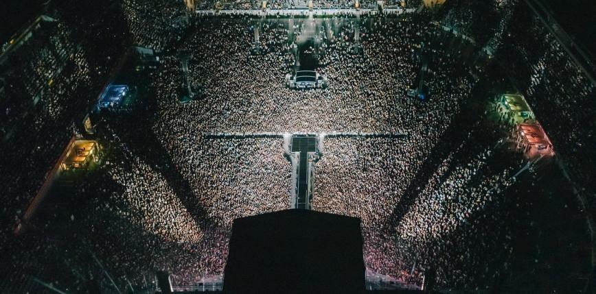 Nowa Zelandia: odbył się pierwszy od początku pandemii koncert na 50 tys. osób